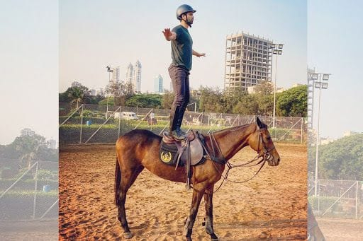 Netizens Are Not Happy With Vicky Kaushal Standing Atop Horse, Say