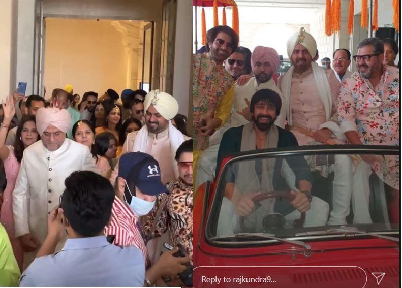 Raj Kundra, Ashish Chaudhary, Aamir Ali Dance Their Hearts Out on Dhol – Watch Videos
