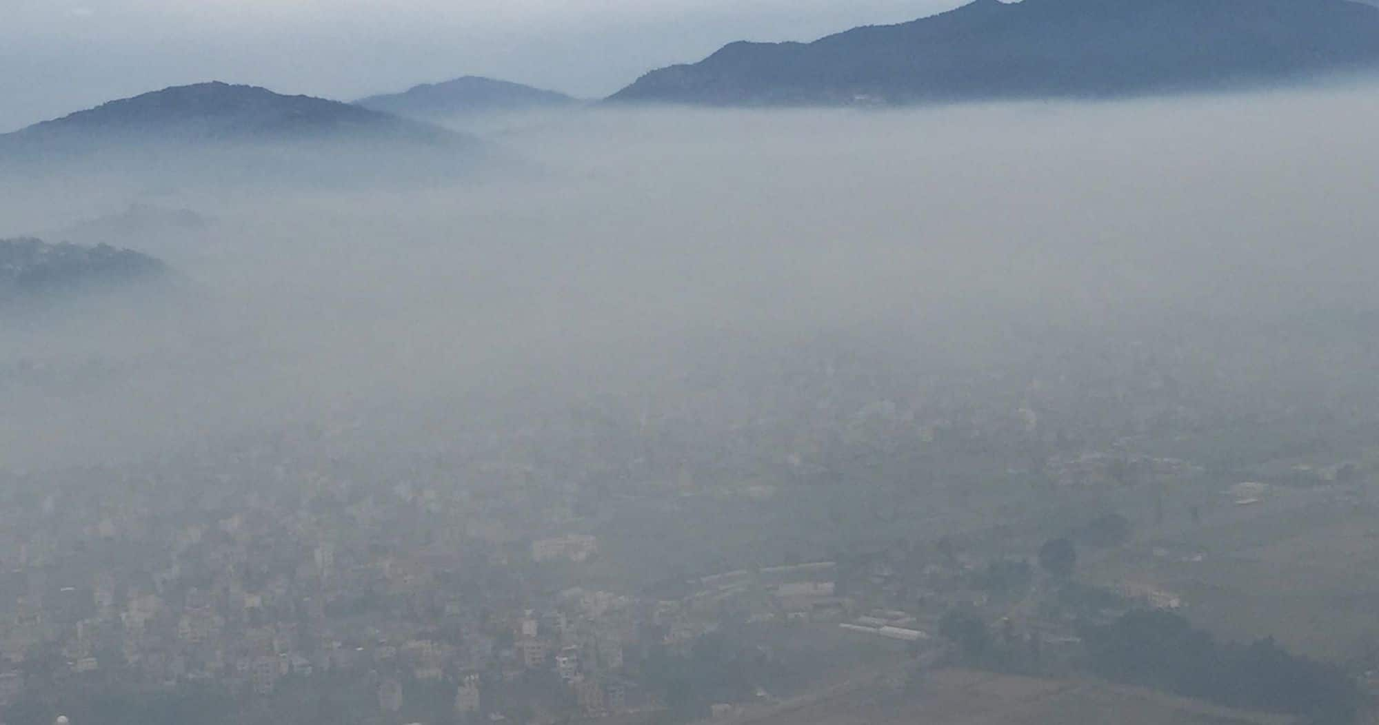 Nepal Shuts All Schools, Colleges For 4 Days As Air Pollution Worsens