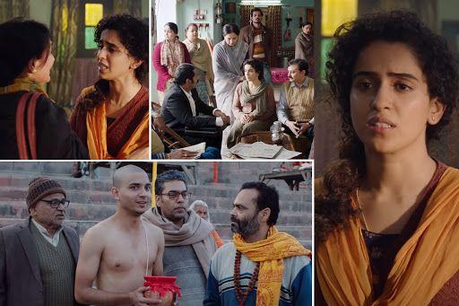 Netizens Hail Sanya Malhotra For Presenting 'Brutal Reality in Comic Way'