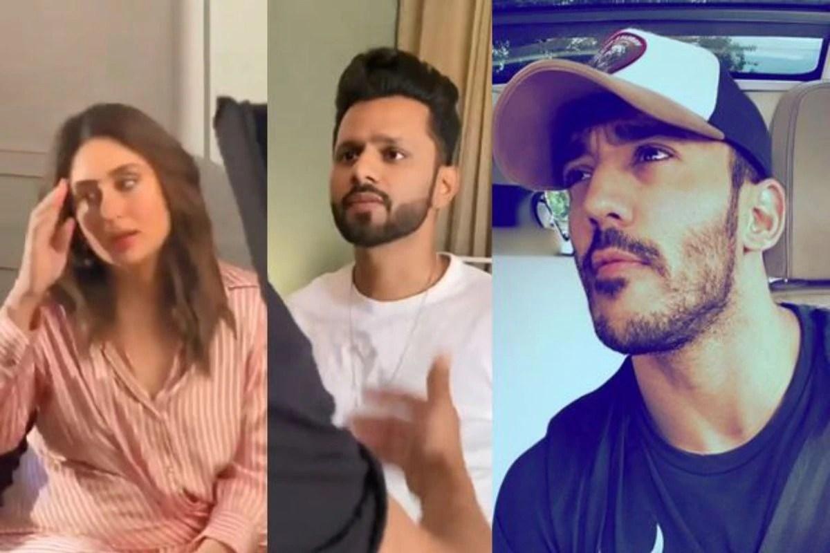 Fact Check: Rahul Vaidya Did NOT Shoot With Kareena Kapoor Khan, Rohit Reddy Confirms
