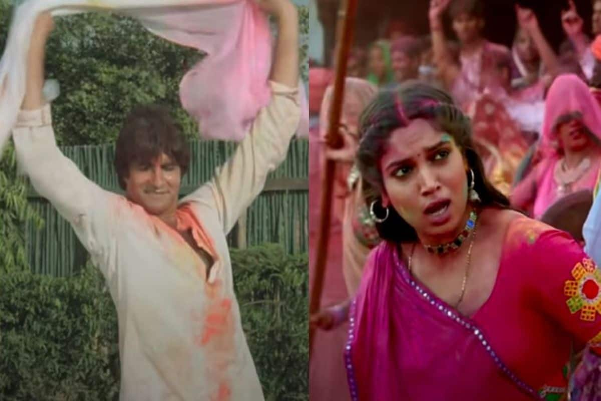 Holi 2021 Bollywood And Bhojpuri Songs to Celebrate The Festival of Colours With Some Twirls And Thumkas