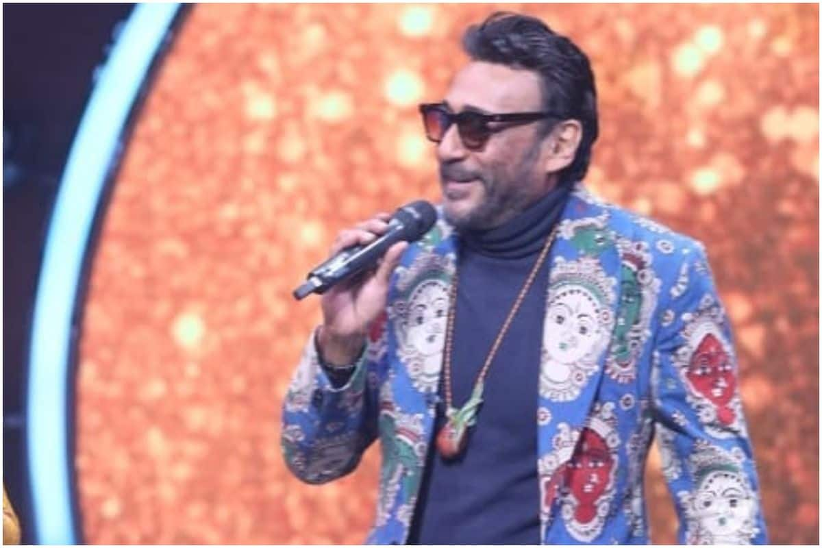Jackie Shroff Durga-Printed Jacket Deserves a Separate Episode of Its Own