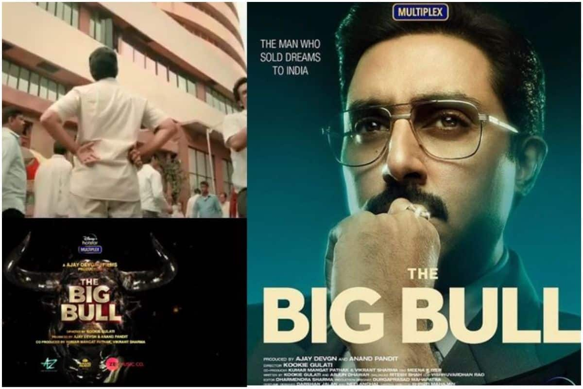 Abhishek Bachchan Steps Into The Shoes of Harshad Mehta to Show 'Mother of All Scams'