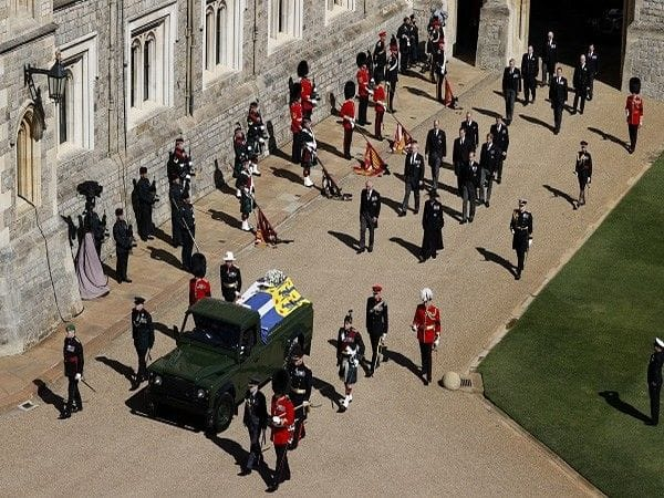 Prince Philip Laid to Rest in Royal Funeral at Windsor Castle Celebrating Service to Queen, Britain, Commonwealth