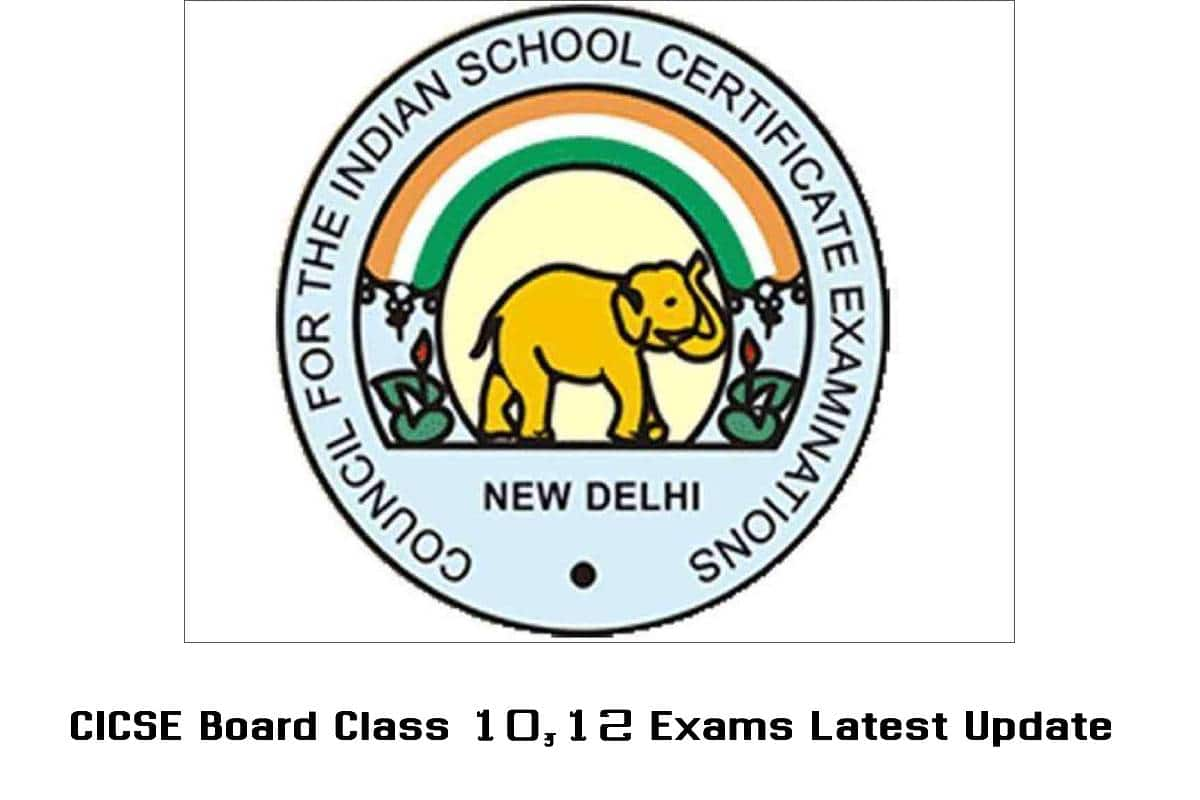CISCE Board Exams 2021: ICSE Board Exam For Class 10 And 12 Postponed Amid COVID Surge