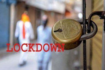 Full Lockdown In UP: पूरे यूपी में 10 मई तक बढ़ा फुल लॉकडाउन, जारी रहेंगी  ये सख्त पाबंदियां.. - Full lockdown in up extended till may strict  restriction in state - Latest