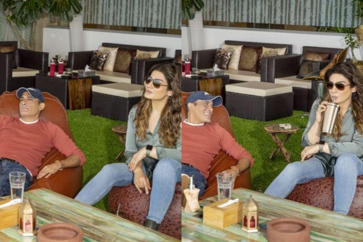 Raveena Tandon vs Akshaye Khanna in New Web Series