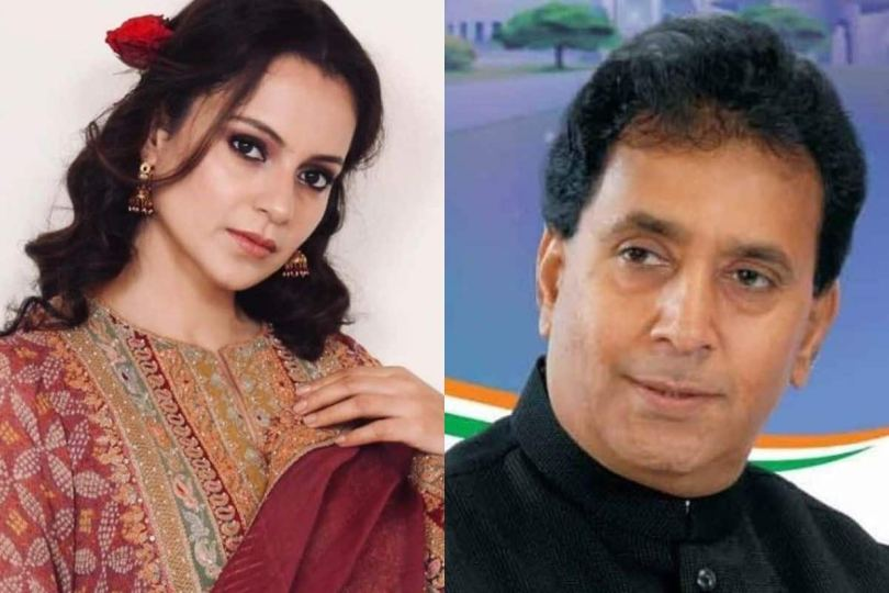 Kangana Ranaut Reacts to Anil Deshmukh