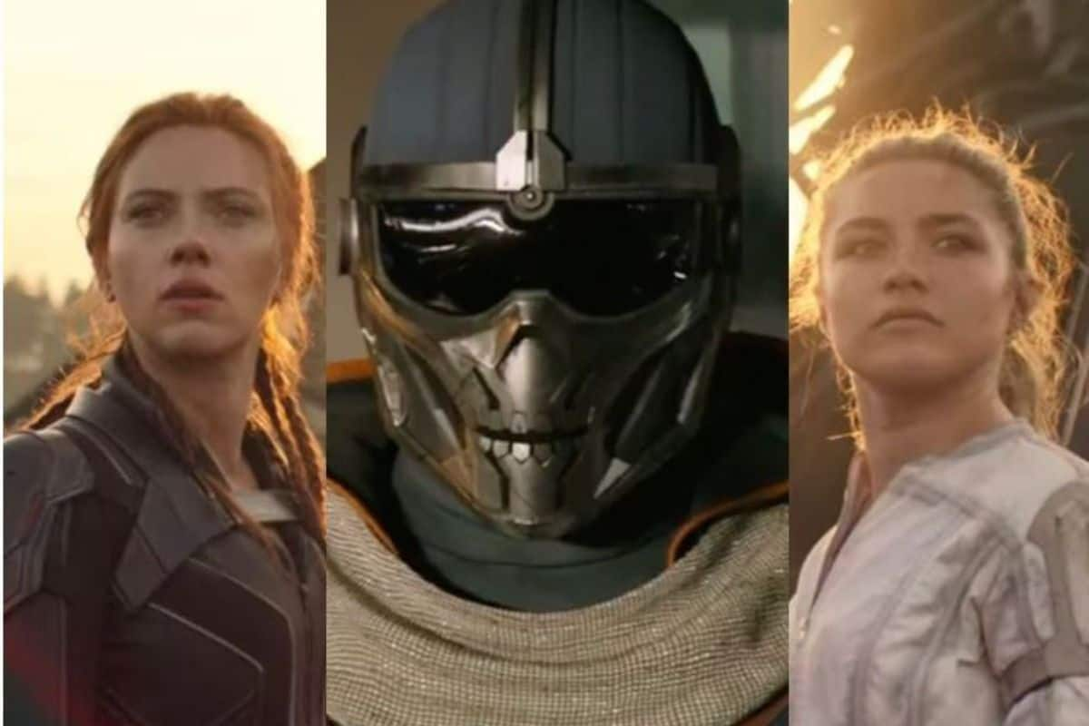 Netizens Are Divided Over Young Natasha Romanoff Aka Scarlett Johansson And Taskmaster