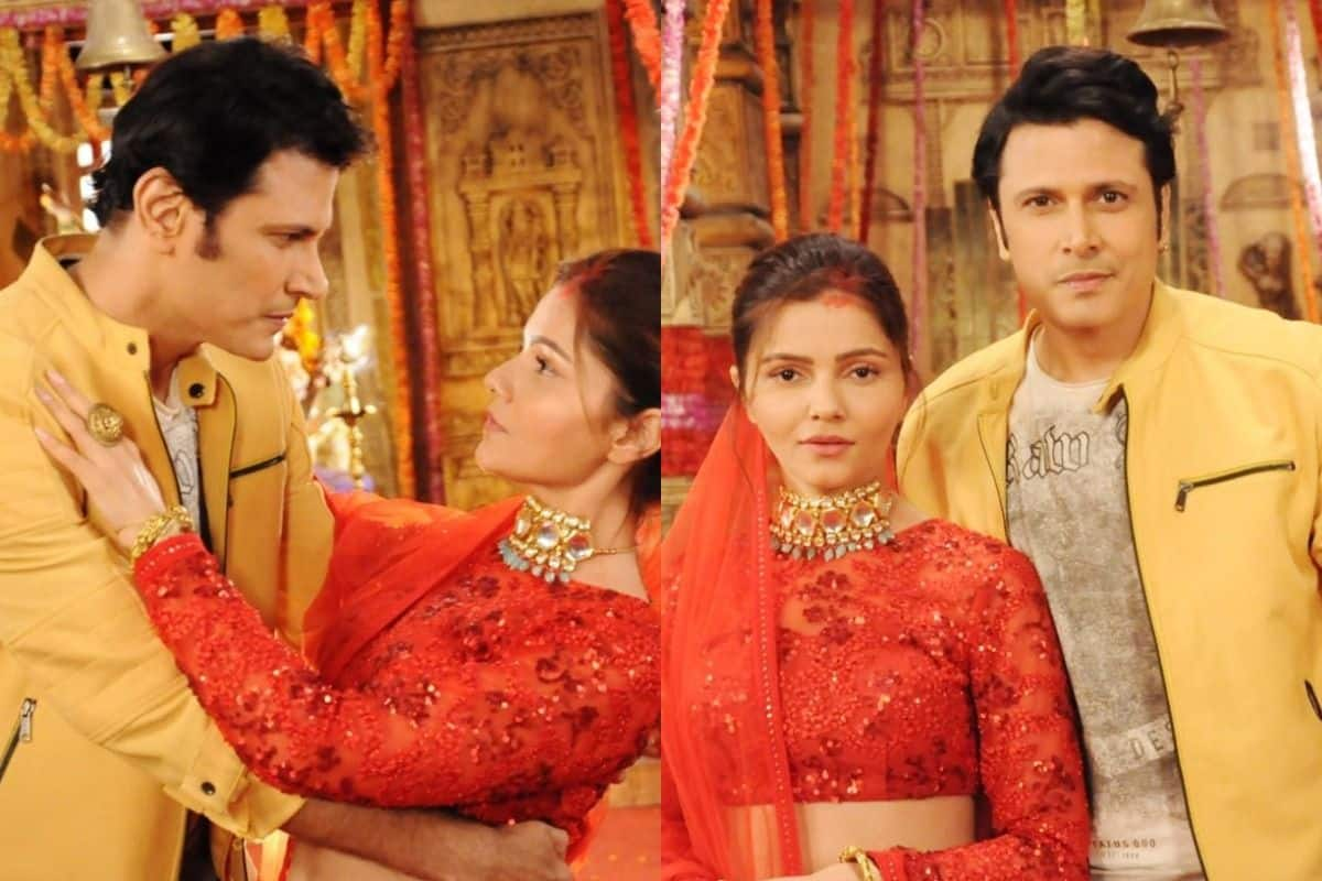 Cezanne Khan Makes Comeback as Harman on Shakti After 19 Years, Romances With Rubina Dilaik in Latest Pictures