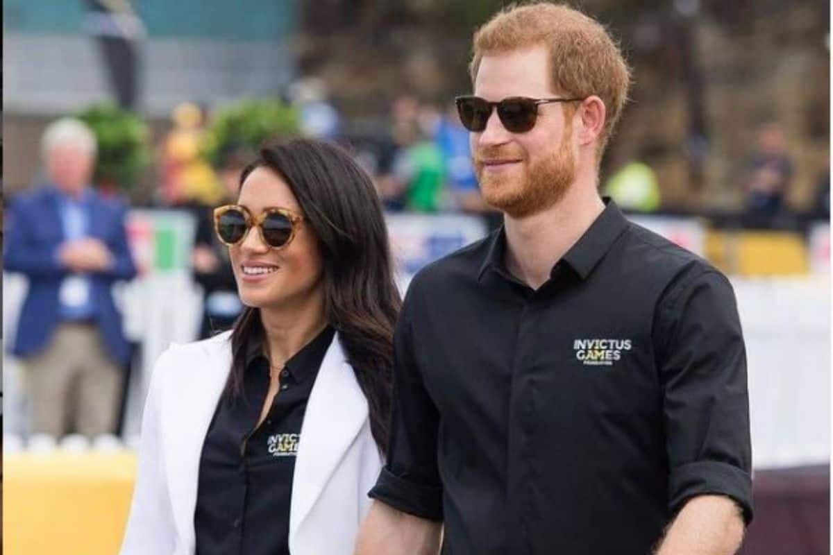 Meghan Markle, Prince Harry Reveal Their First Netflix Document Series Heart of Invictus; Harry to Appear on Camera