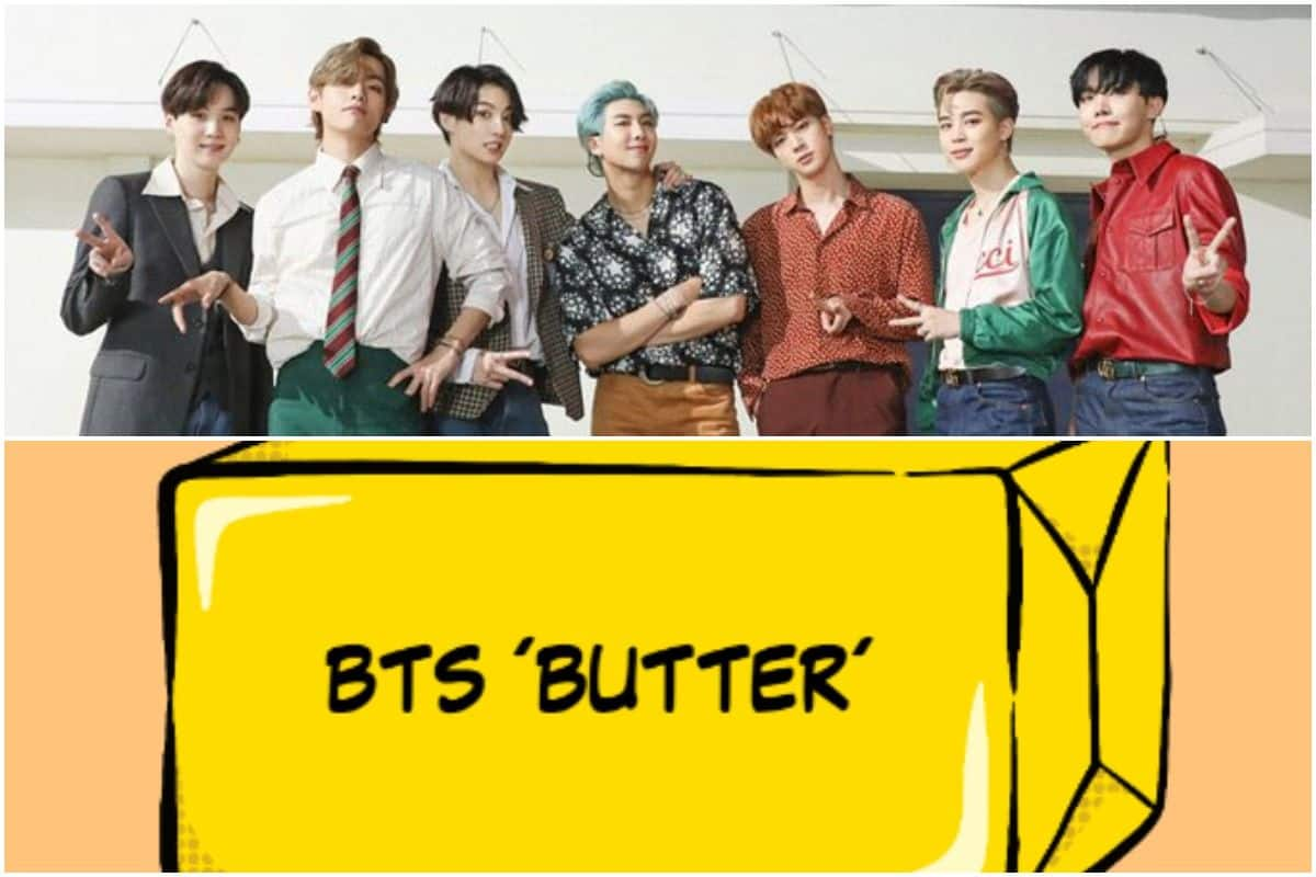 BTS Butter Becomes Fastest Music Video To Cross 200 Million Views, Beats Dynamite