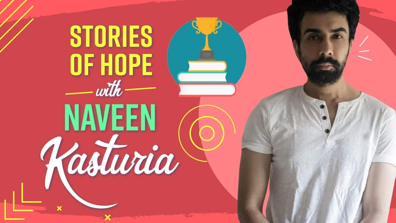 TVF Aspirants Naveen Kasturia on Giving Hope to UPSC Students And His Faith in Positive Stories