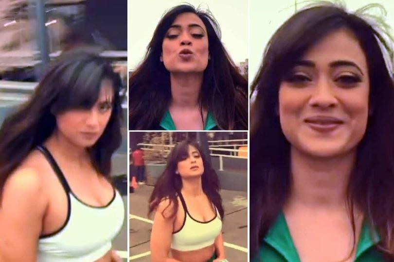 Shweta Tiwari Teases Fans With BTS Video From Khatron Ke Khiladi 11 Sets, Courtesy Abhinav Shukla