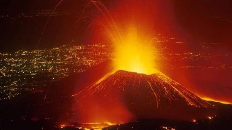 Thousands Flee as Volcano Erupts in Congo, Indian Army Helps in Evacuation