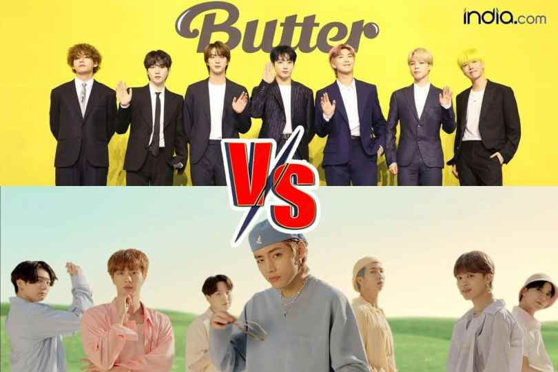 BTS Butter Beats BTS Dynamite to Emerge as ARMY Favourite Song