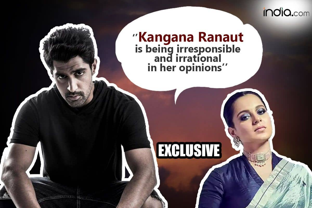 Kangana Ranaut Is Being Vicious, Must Dignify Her Responses, Inside Edge Actor Tanuj Virwani Exclusive