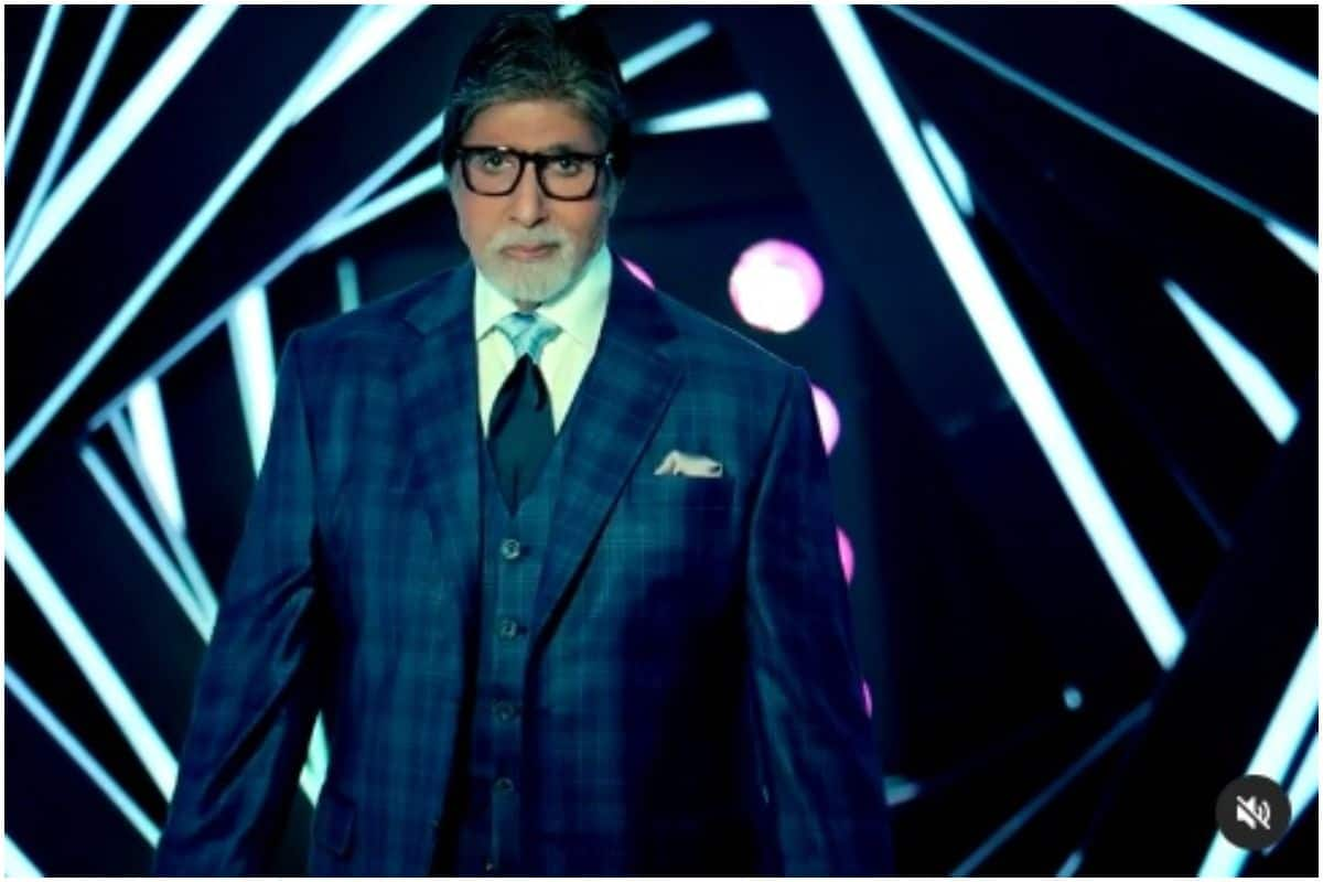 Amitabh Bachchan Returns For The 12th Time to Host Kaun Banega Crorepati Season 13