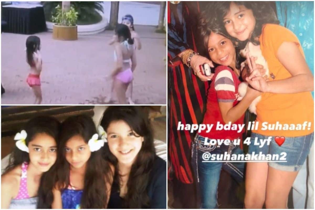 Baby Suhana Khan Dances to Yeh Mera Dil in This Rare Birthday Special Video