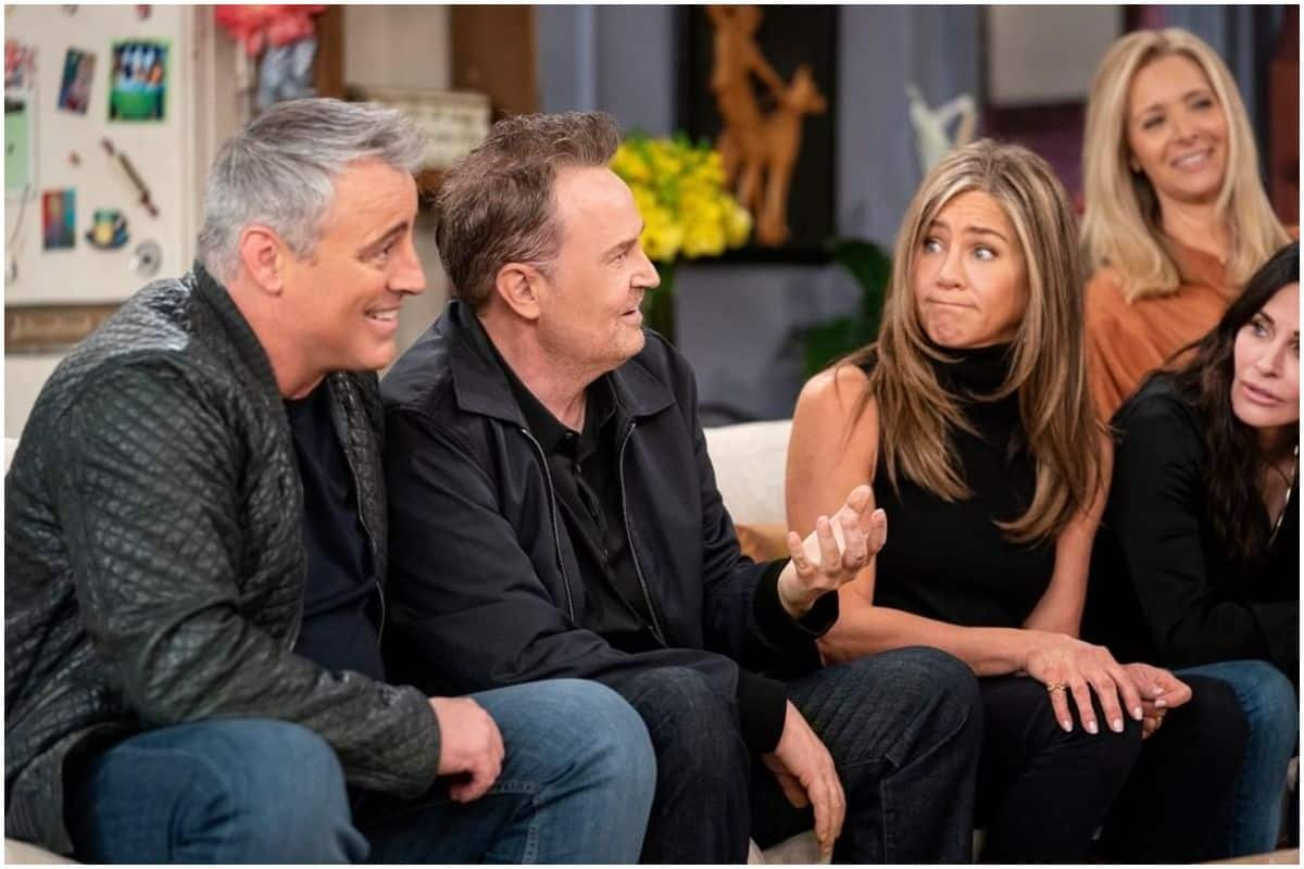 Friends Reunion Makes History on ZEE5, Records 1 Million Views in Less Than 7 Hours