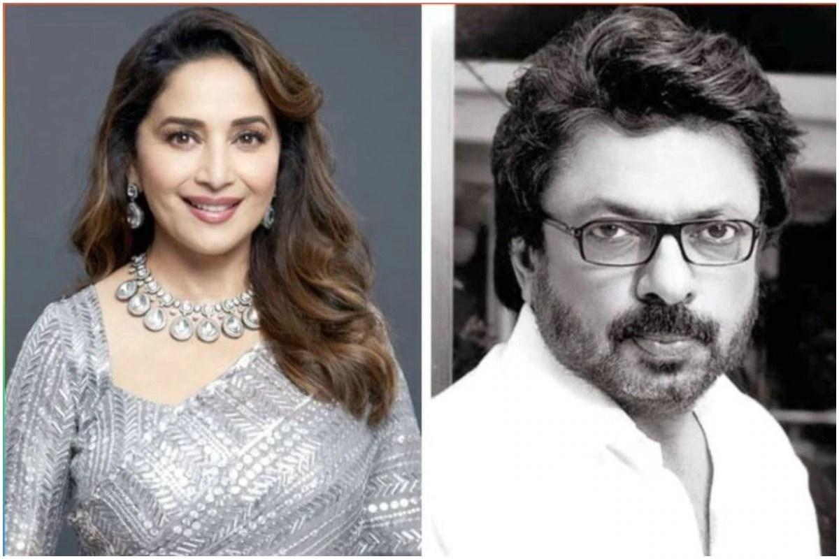 Madhuri Dixit to Perform Mujra in Sanjay Leela Bhansali's Heera Mandi?
