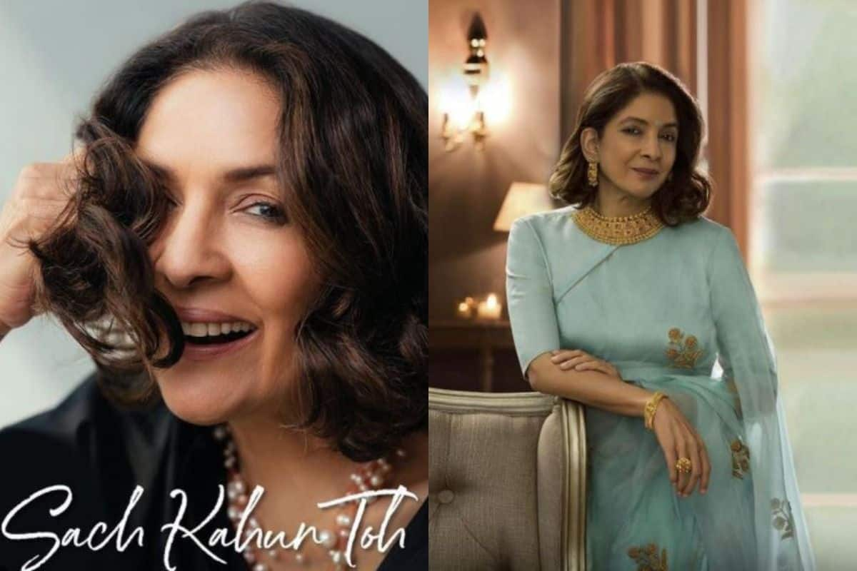 Neena Gupta Shares Excitement After Receiving First Sample of Her Autobiography, Says I am Thrilled