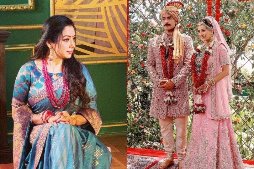 Vanraj-Kavya FINALLY Get Married, Anupama Learns About Latter