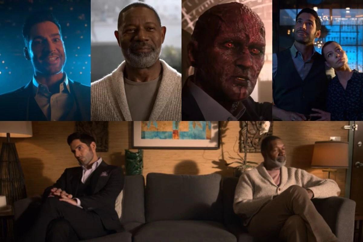 Netflix Releases Lucifer 5B Trailer And 'God