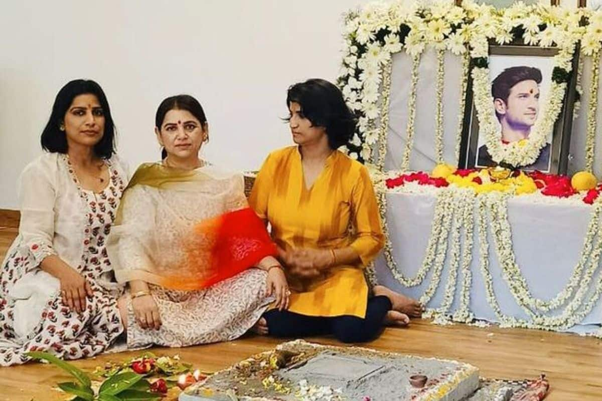 Sushant Singh Rajput's Sisters Perform Puja, Share Long Heartbreaking Note And Photos From Ritual