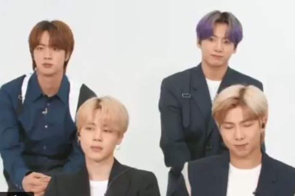BTS Reacts To Covid-19 Relief Funds Raised By BTS ARMY in India, Says We Are Together, Stay Strong