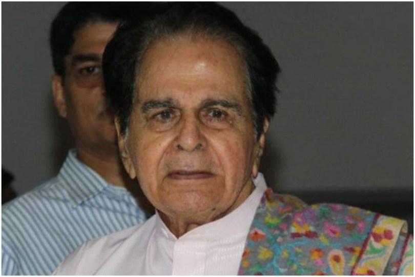 Veteran Actor Dilip Kumar Hospitalised In Mumbai Due To Breathlessness