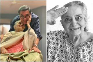Boman Irani Mother Jerbanoo Irani Passes Away At Her Mumbai Residence