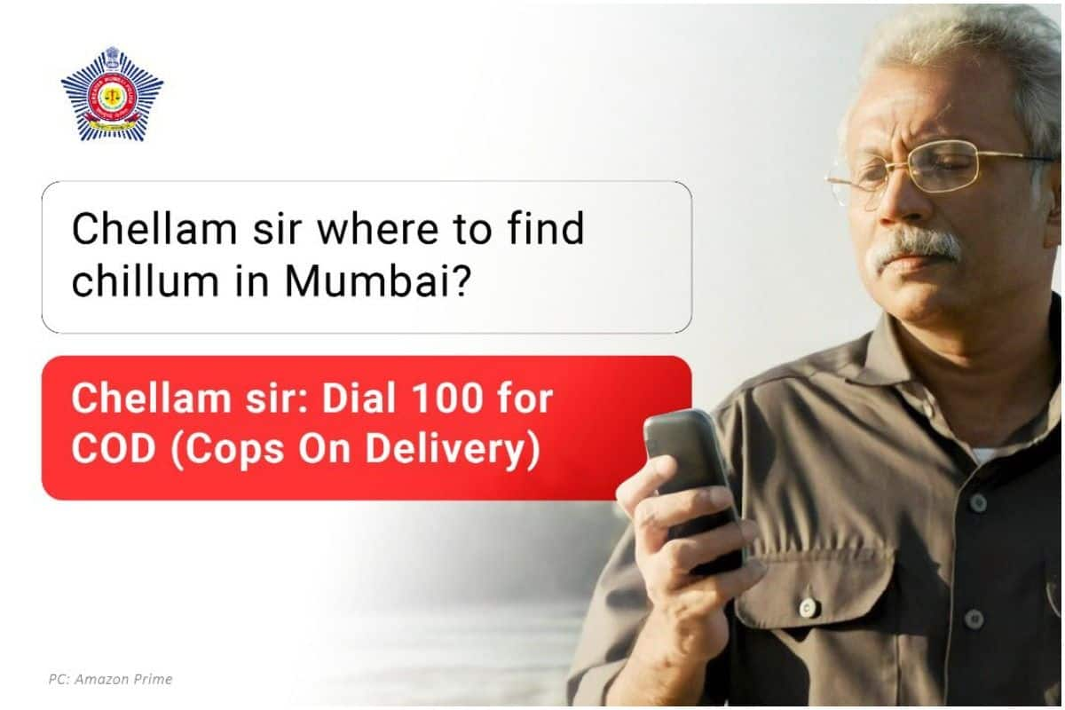 The Family Man 2 Chellam Sir Features In Mumbai Police Advisory, Makers React