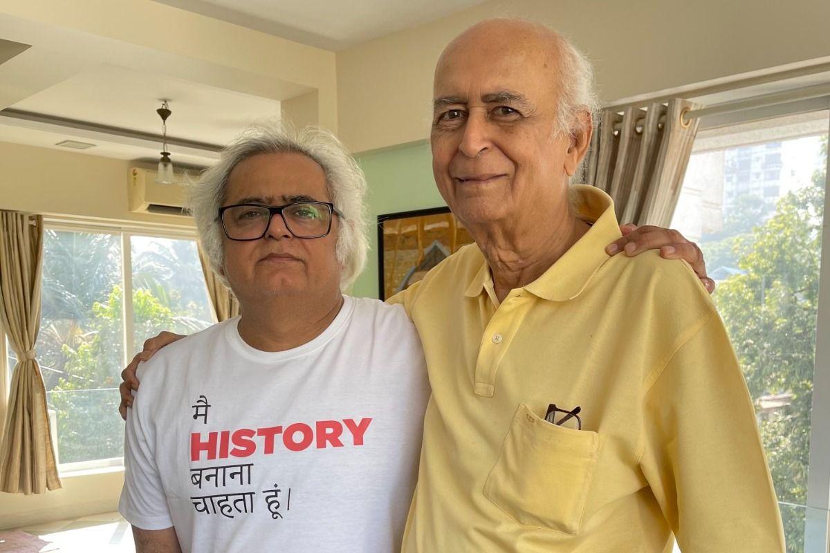 Hansal Mehta's Father Passes Away, Pens Emotional Note; Celebrities Pay Condolences