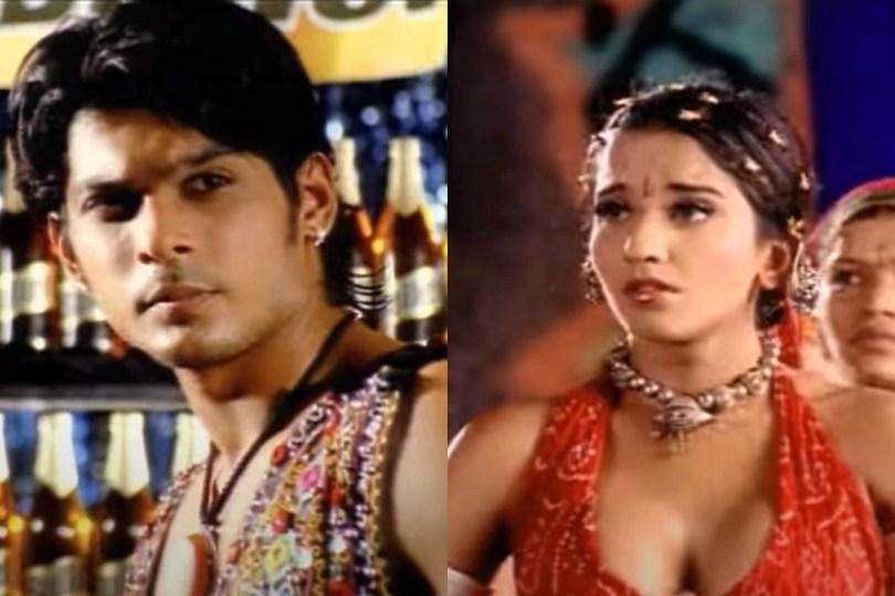 Monalisa – Sidharth Shukla's Hot Chemistry in Old Video Grooving to 'Resham Ka Rumaal' Goes Viral