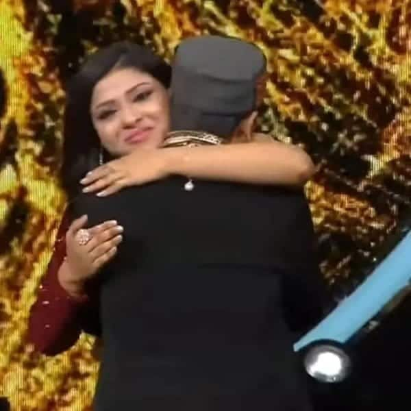 Pawandeep Rajan-Arunita Kanjilal Hug Each Other Before Bidding Goodbye