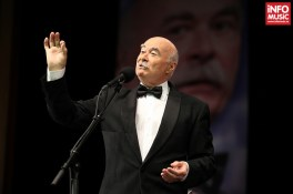 Tudor Gheorghe în concertul Pelerini din tara nimanui