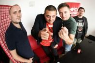 GRIMUS in interviu video pentru InfoMusic