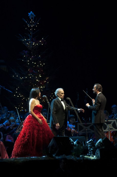 Jose Carreras in concert la Bucuresti pe 15 decembrie 2013