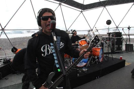 Metallica - concert în Antarctica 2013