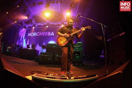 Morcheeba in concert la Arenele Romane din Bucuresti pe 11 decembrie 2013