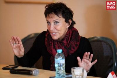 Angela Brambati (Ricchi e Poveri) la Bucuresti pe 26 februarie 2014