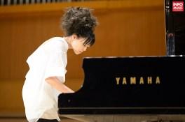 Hiromi în concert la Sala Radio pe 25 martie 2014