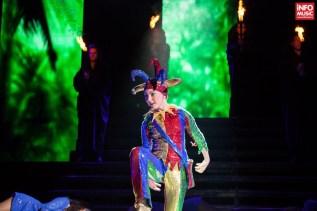 Lord of the Dance la Sala Palatului din Bucuresti pe 14 martie 2014