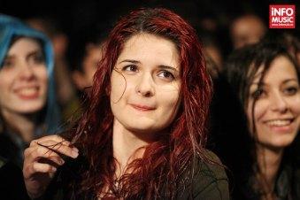 Poze din public la Înregistrat în România pe 30 mai 2014