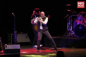 Poze concert ian anderson (jethro tull) la Sala Palatului Bucure