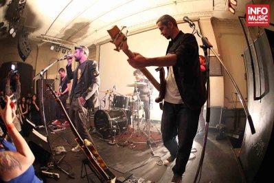 Concert FIRMA în Control Club pe 5 iunie 2014