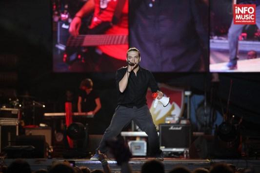 Vița de Vie in concert la Zilele Prieteniei Bergenbier Bucuresti 28 iunie 2014.