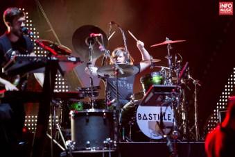 Concert Bastille la Summer Well 2014